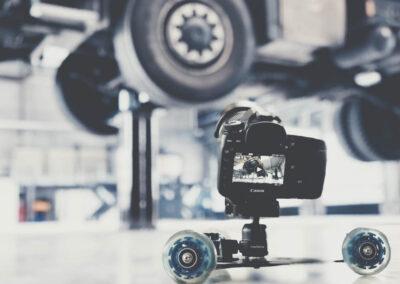 Imagefilm Automobil