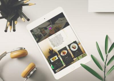 Webdesign | Restaurant